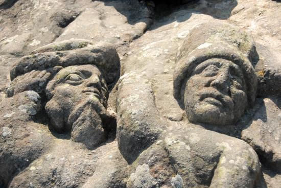 Les Rochers Sculptes : des rochers