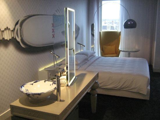 Andaz Amsterdam Prinsengracht: Room 412