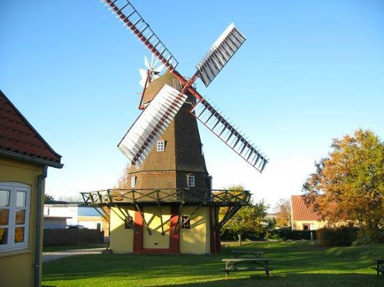 Helsinge, Dinamarca: Old dutch mill
