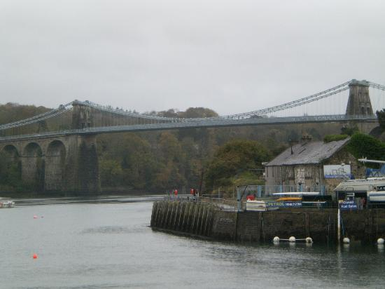 The Anglesey Arms: Menai Bridge