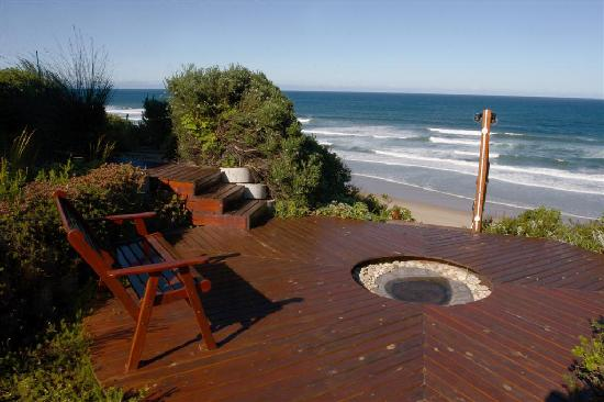 Dolphin Dunes Guesthouse: View