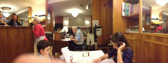 Cafaggi: Grand father at the desk