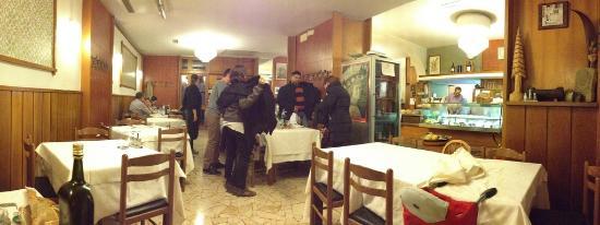 Cafaggi: Panoramic of one of the corners