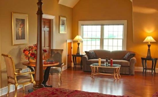 Chelsea Sun Inn: Vintner Room