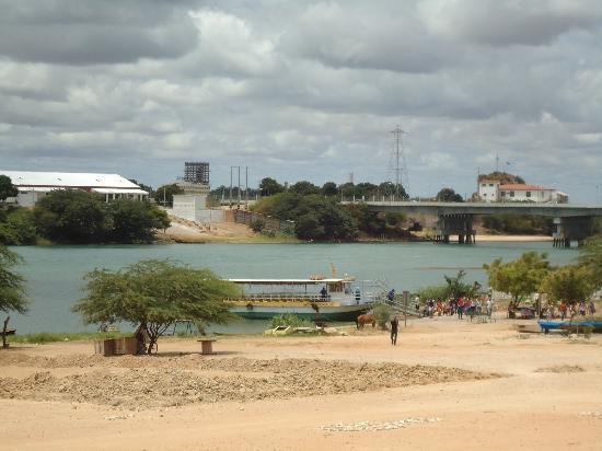 Petrolina, PE: Bom lugar para tomar a Brisa do Rio S. Francisco