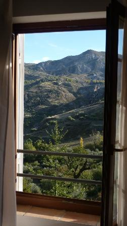 La Almunia del Valle: View from room