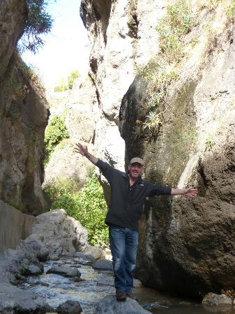 La Almunia del Valle: The gorge walk