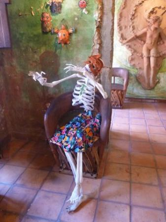 Nidart: Getting ready for Day of the Dead