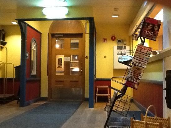 Best Western Vimmerby Stadshotell: entrata