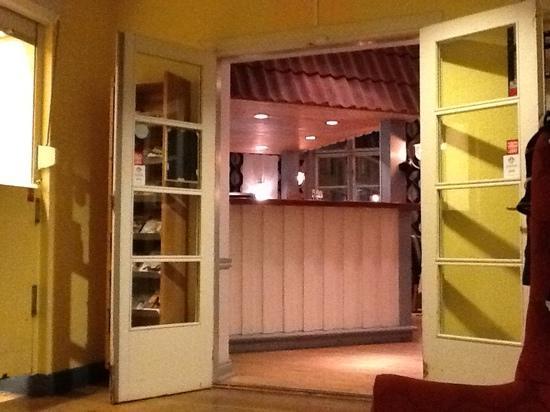 Best Western Vimmerby Stadshotell: sala ristorante