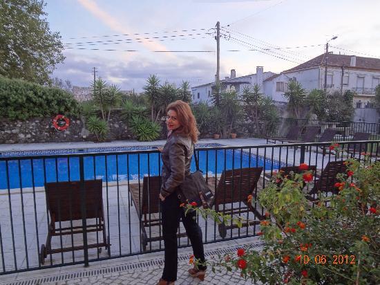 Quinta do Scoto: At the swimming pool
