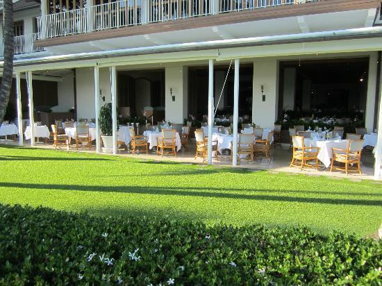 Halekulani Hotel: Restaurant