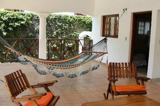 HC Liri Hotel: terrace