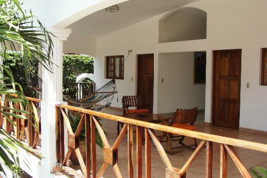 HC Liri Hotel: main terrace