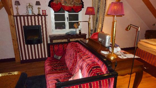 Pension am Bodensee: Suite
