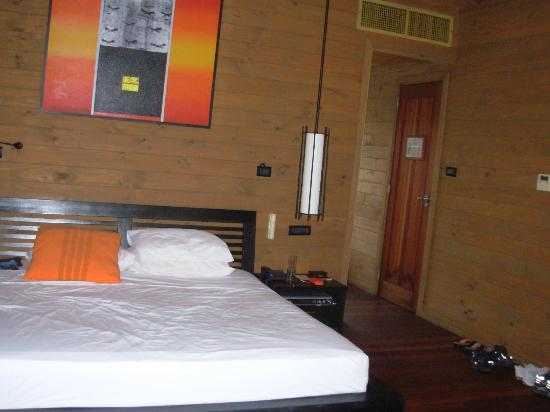 Meeru Island Resort & Spa: Bedroom