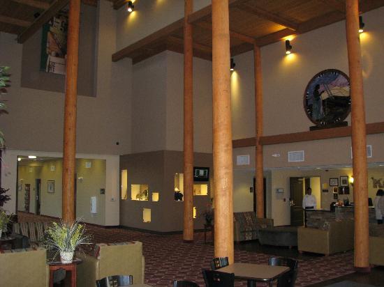 Moenkopi Legacy Inn & Suites: Lobby area