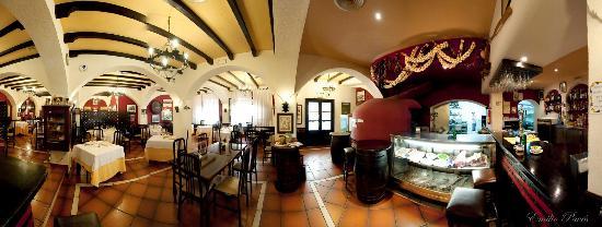 El Bodegon del Gallego: Panorámica restaurante