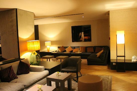 Starhotels Michelangelo: Lobby 2