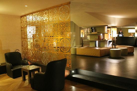 Starhotels Michelangelo Lobby 4