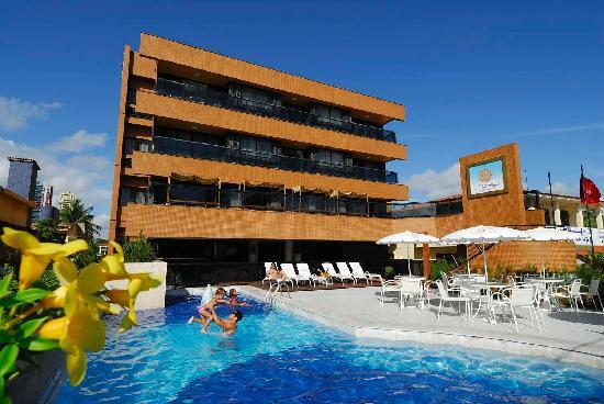 Hardman Praia Hotel Jo 195 O Pessoa 608 Fotos Compara 231 227 O