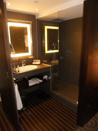 Pullman Montpellier Centre: Salle de bains moderne