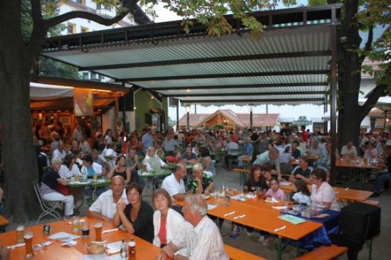 Braugarten Giardino Forst Lagundo Restaurantanmeldelser