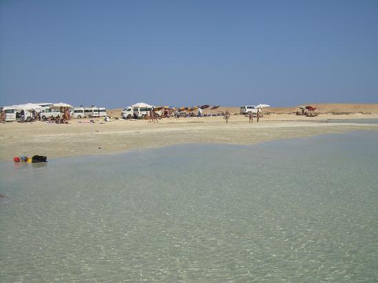 Sharm El Luli: la meravigliosa spiaggia bianca