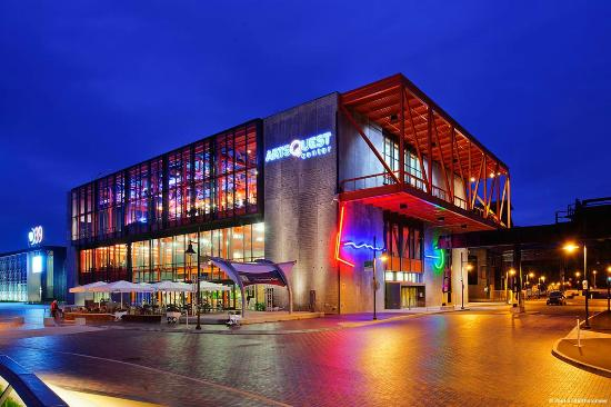 Bethlehem, PA: ArtsQuest Center