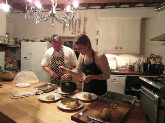The Gascony French Cookery School: Learning to plate up