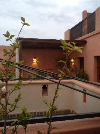 Riad Al Badia: Upstairs