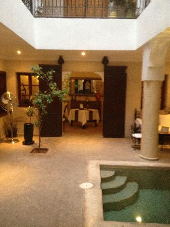 Riad Al Badia: First Floor