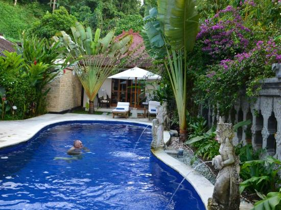 Tirta Ayu Hotel & Restaurant: poolvilla