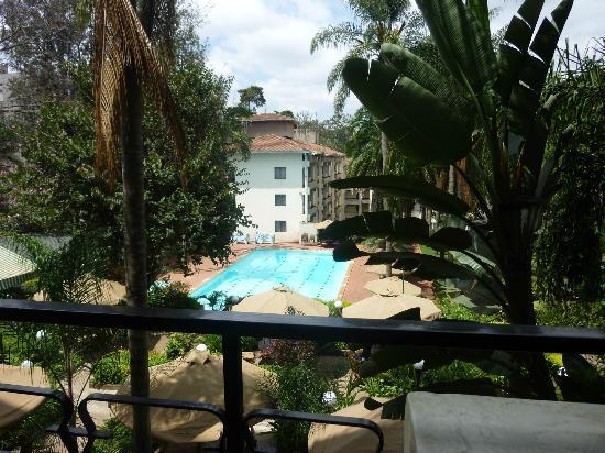 Kivi Milimani Hotel: Grounds