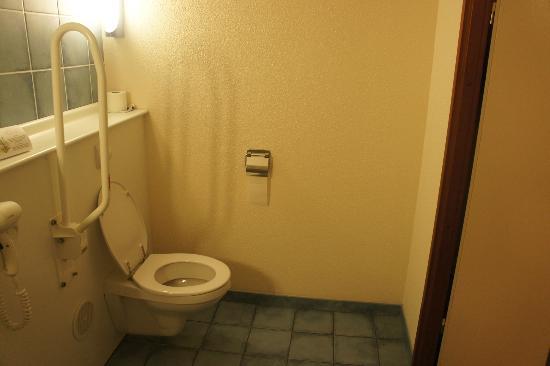 Campanile Venlo: Salle de bain