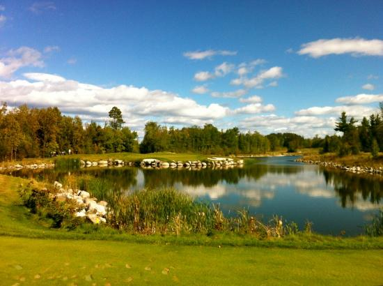 Fortune Bay Resort Casino: Wilderness Golf Course