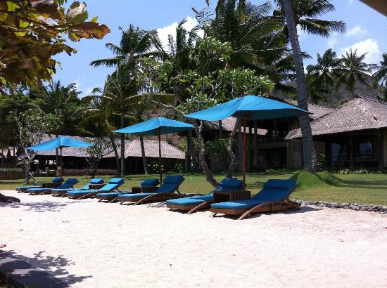Jeeva Klui Resort: Beach area