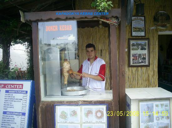 Cappadocia Kebap Center: Döner Kebab