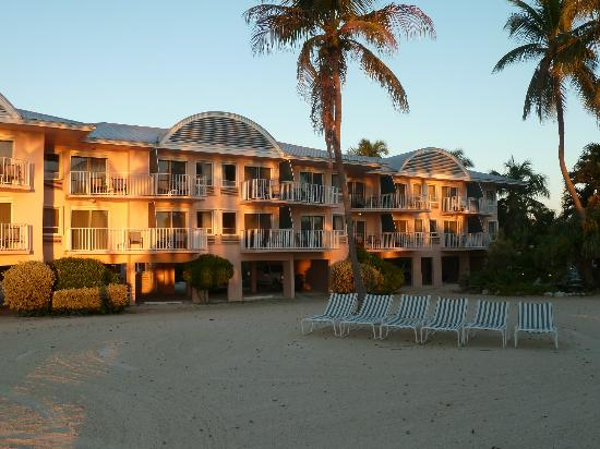 Early morning shot of Chesapeake Beach Resort.