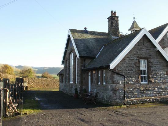 Mae's Tea Room & Gallery - The Old School House Uldale