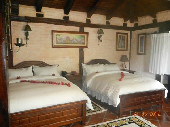 Samari Spa Resort: magical rooms
