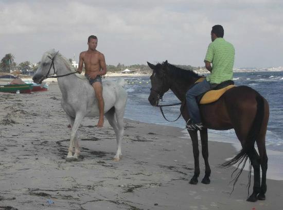 撒哈拉海灘飯店照片