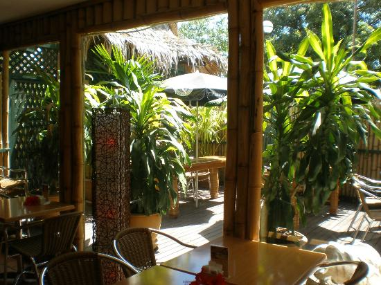 King Solomon Hotel: Bamboo Bar and Cafe