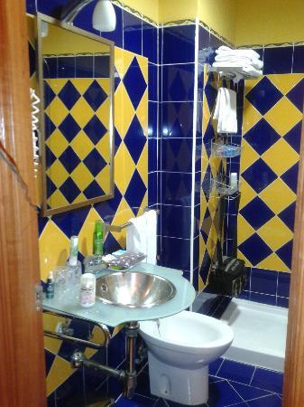 Chillaron de Cuenca, Espanha: baño, front
