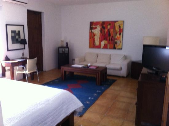 Casareyna Hotel: HABITACIÓN 202