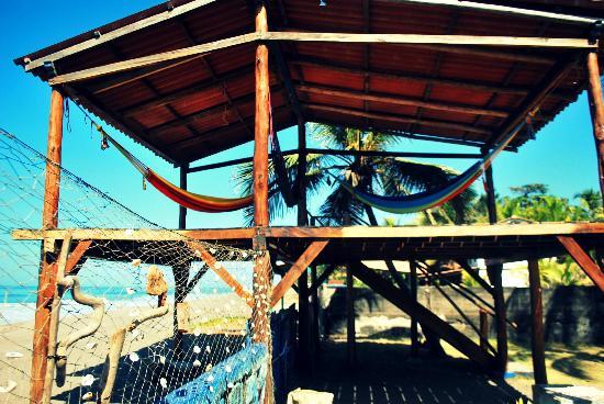 Rigo's Guest House: Balcony