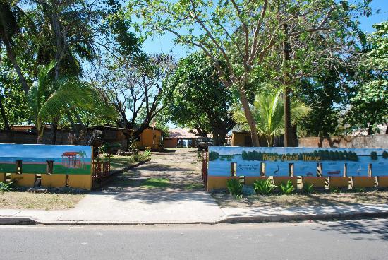 Rigo's Guest House: Entrance