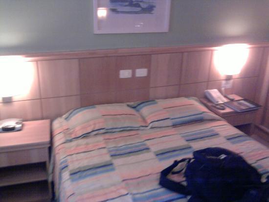 Hotel Astoria Palace: Quarto