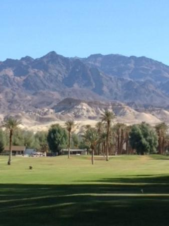 Furnace Creek Golf Course: beautiful views