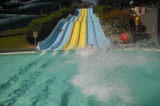 Hotel Club Costa Verde : Waterpark